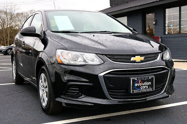 2017 Used Chevrolet Sonic 4dr Sedan Automatic Ls At