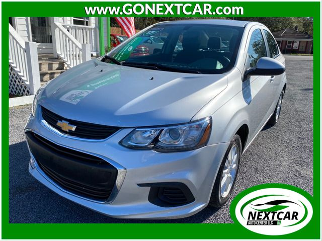 2017 Used Chevrolet Sonic 4dr Sedan Automatic Lt At