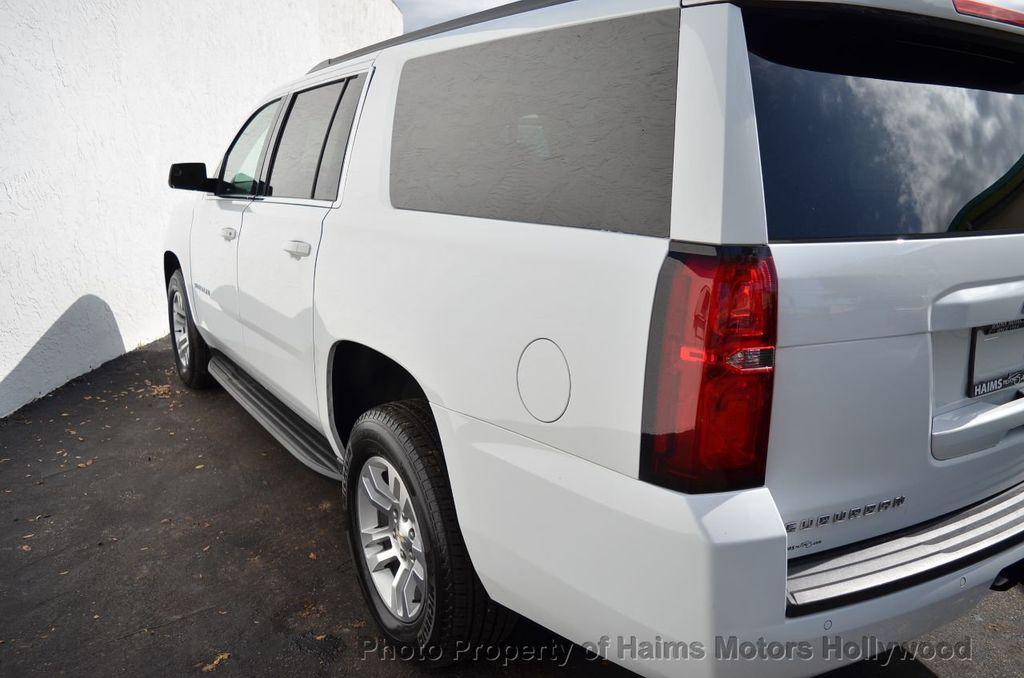 2017 Chevrolet Suburban 2WD 4dr 1500 LT - 18220297 - 12