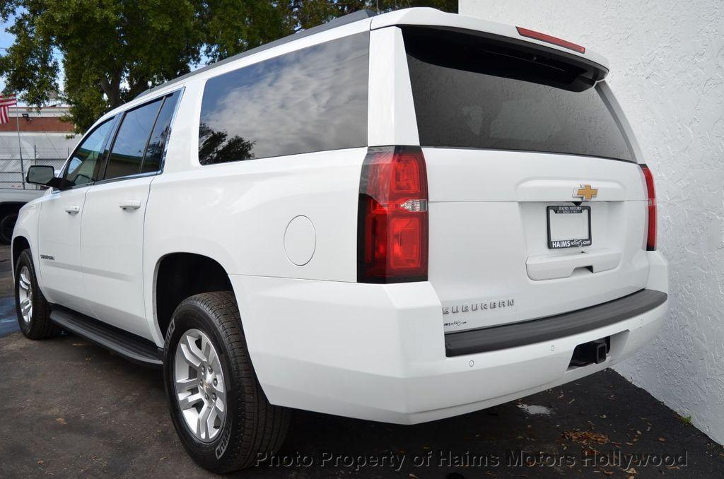 2017 Chevrolet Suburban 2WD 4dr 1500 LT - 18220297 - 14