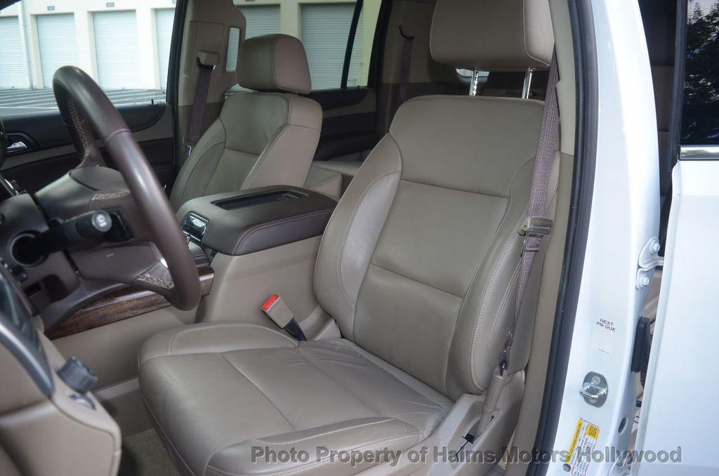 2017 Chevrolet Suburban 2WD 4dr 1500 LT - 18220297 - 20
