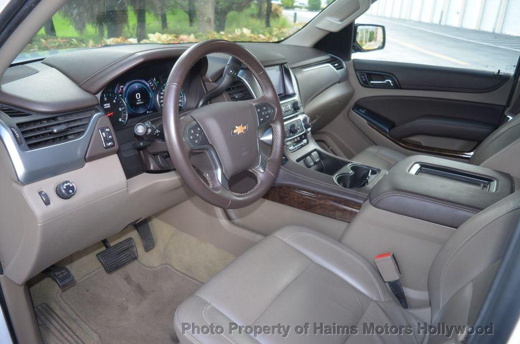2017 Chevrolet Suburban 2WD 4dr 1500 LT - 18220297 - 21