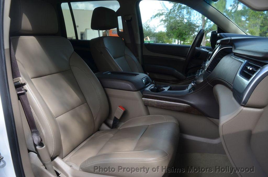 2017 Chevrolet Suburban 2WD 4dr 1500 LT - 18220297 - 25