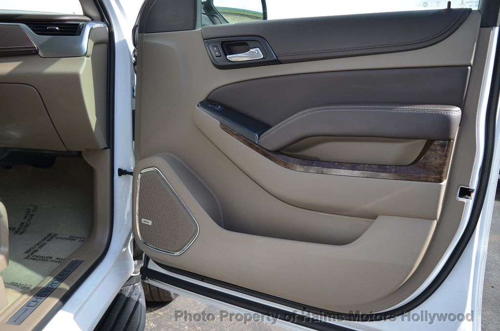 2017 Chevrolet Suburban 2WD 4dr 1500 LT - 18220297 - 27