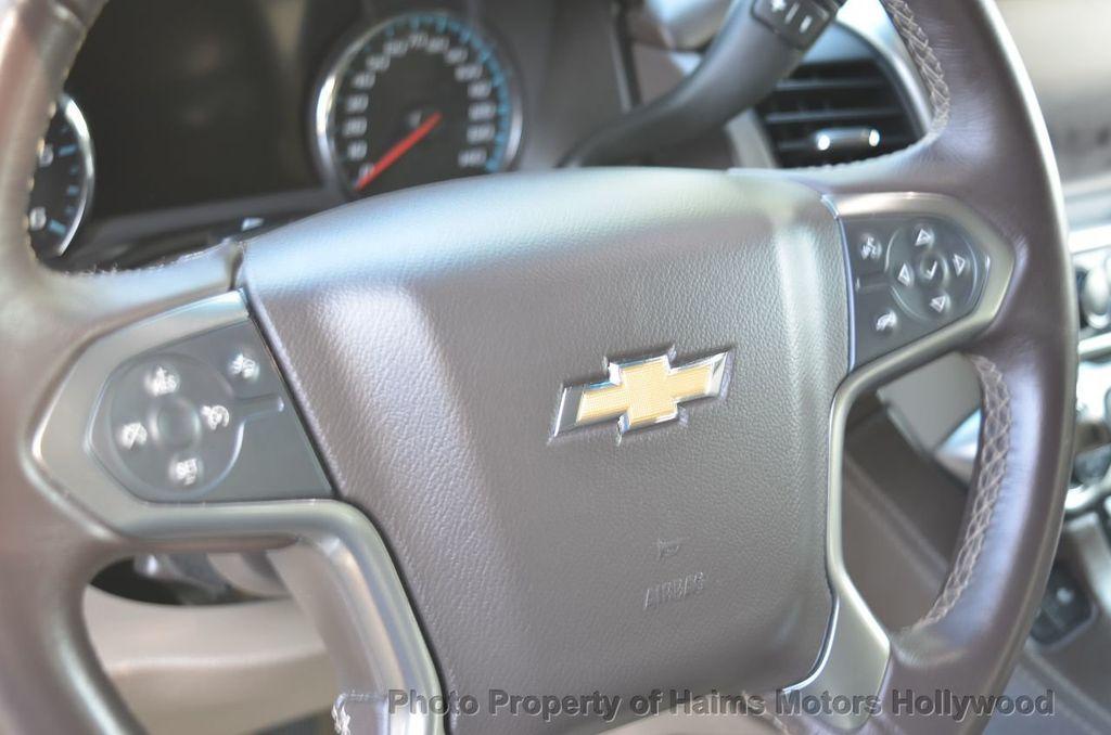 2017 Chevrolet Suburban 2WD 4dr 1500 LT - 18220297 - 32