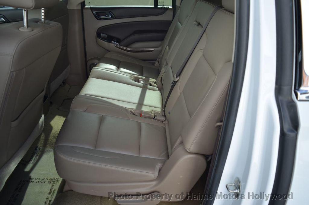2017 Chevrolet Suburban 2WD 4dr 1500 LT - 18220297 - 35