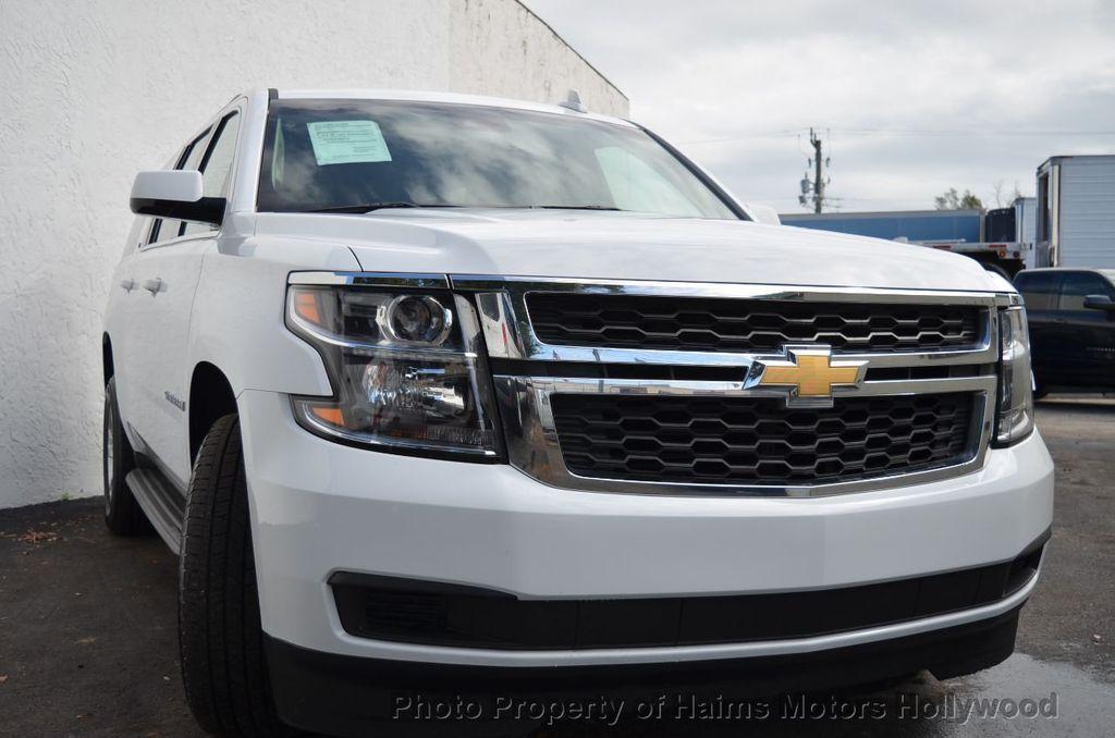 2017 Chevrolet Suburban 2WD 4dr 1500 LT - 18220297 - 4
