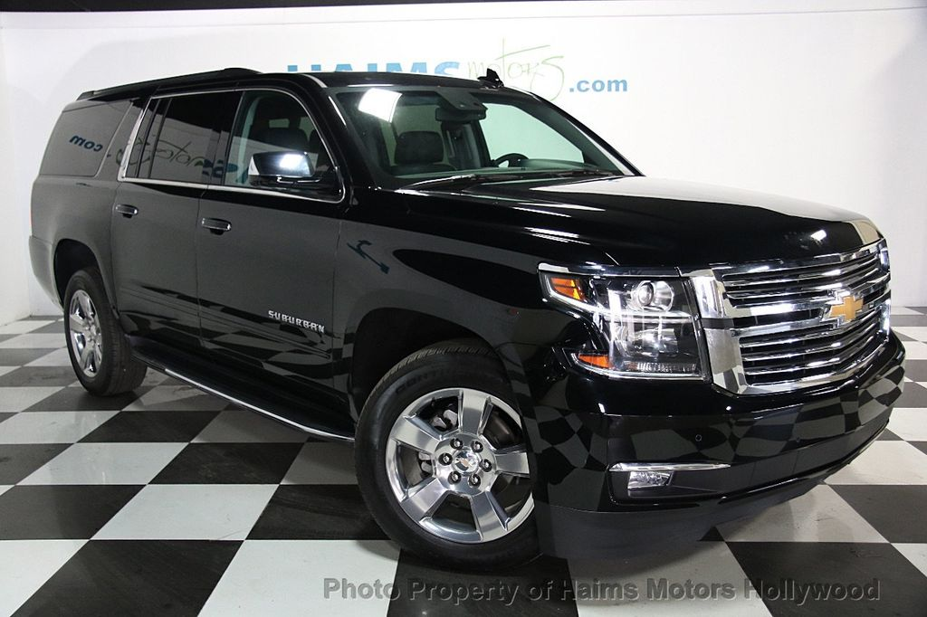 2017 used chevrolet suburban 2wd 4dr 1500 premier at haims motors