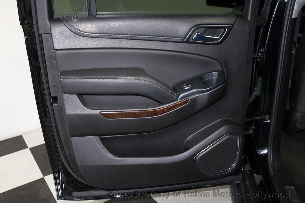2017 Chevrolet Suburban 4WD 4dr 1500 LT - 18116855 - 11