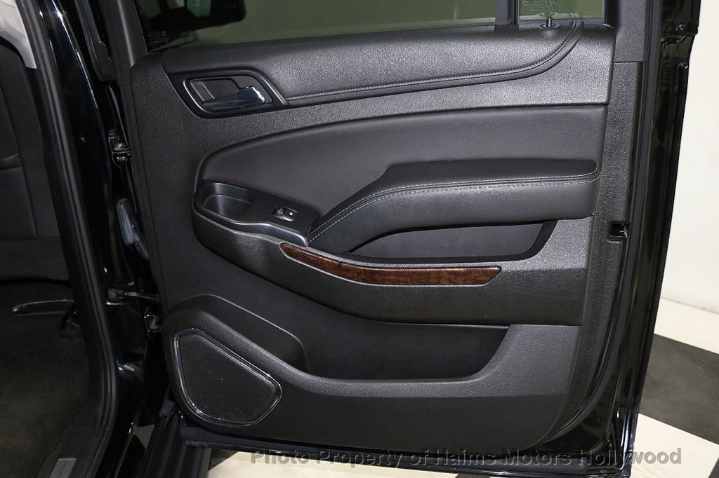 2017 Chevrolet Suburban 4WD 4dr 1500 LT - 18116855 - 12