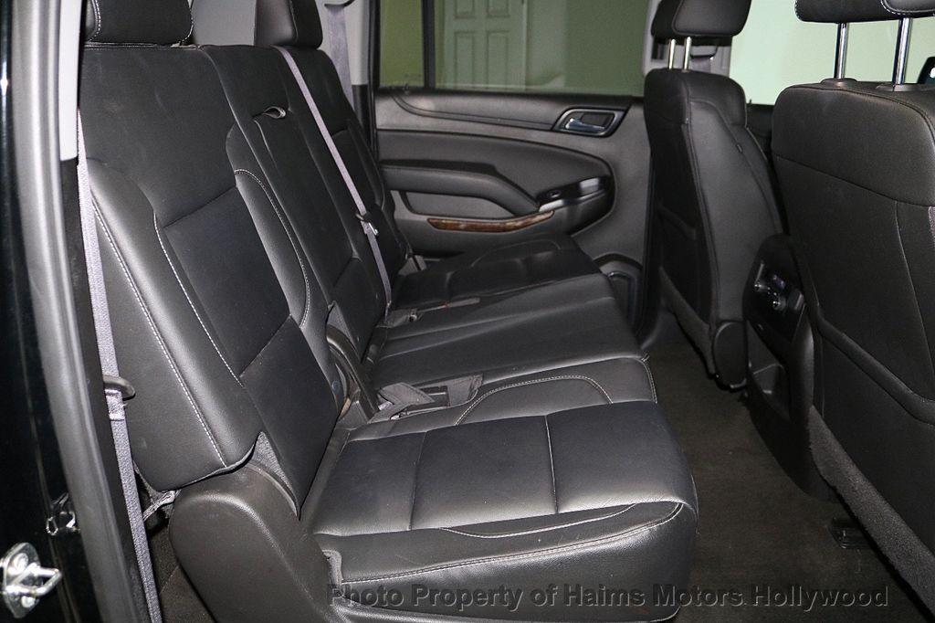 2017 Chevrolet Suburban 4WD 4dr 1500 LT - 18116855 - 16