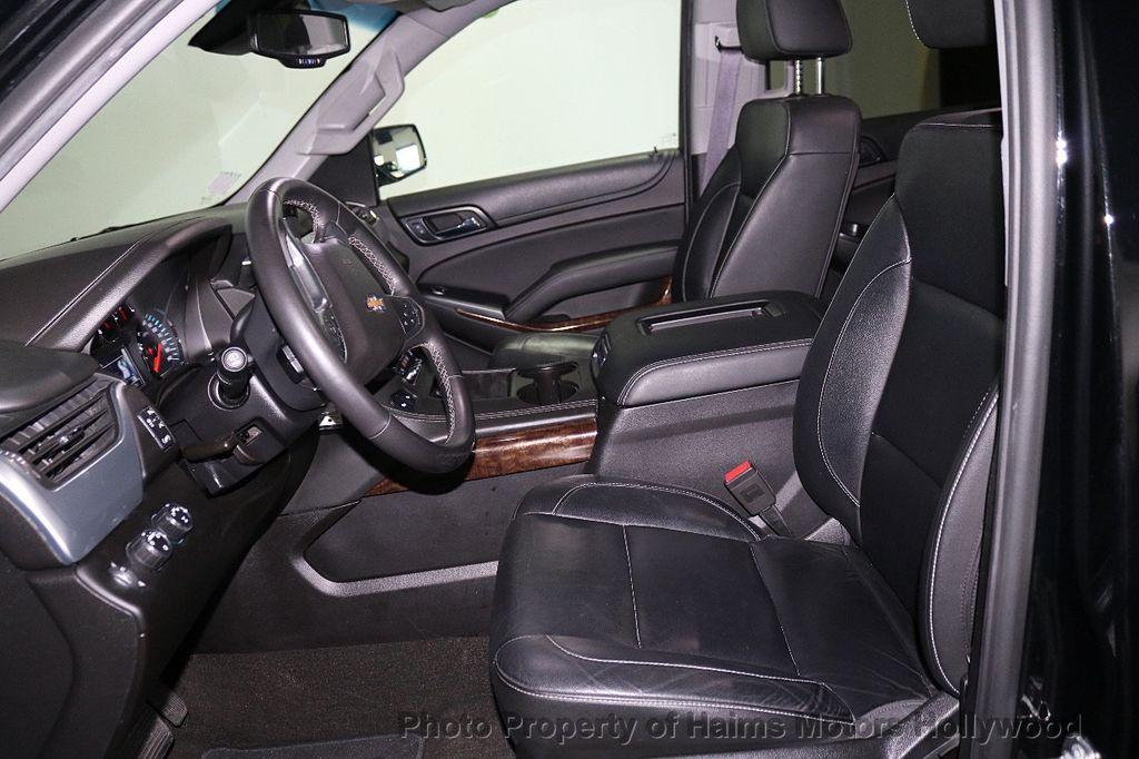 2017 Chevrolet Suburban 4WD 4dr 1500 LT - 18116855 - 19