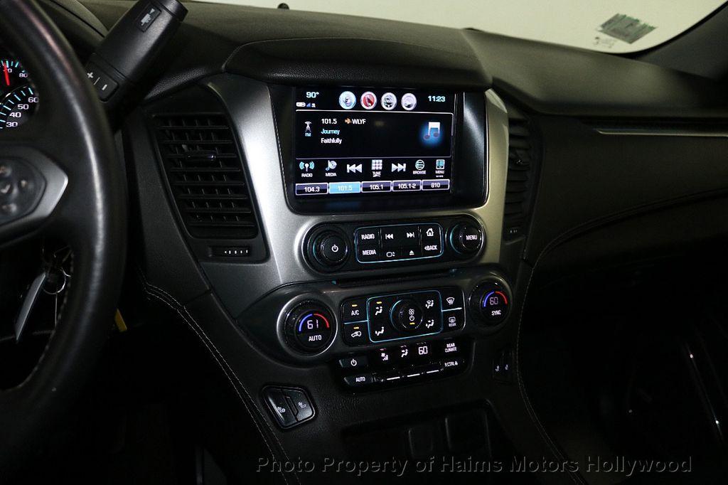 2017 Chevrolet Suburban 4WD 4dr 1500 LT - 18116855 - 21