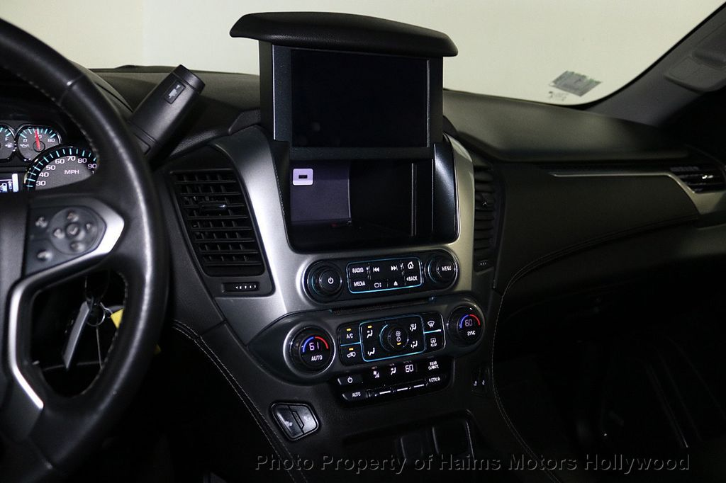 2017 Chevrolet Suburban 4WD 4dr 1500 LT - 18116855 - 22