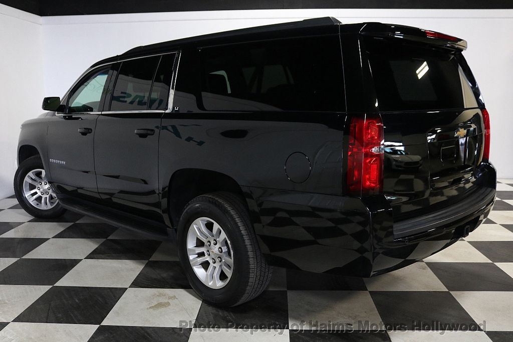 2017 Chevrolet Suburban 4WD 4dr 1500 LT - 18116855 - 4