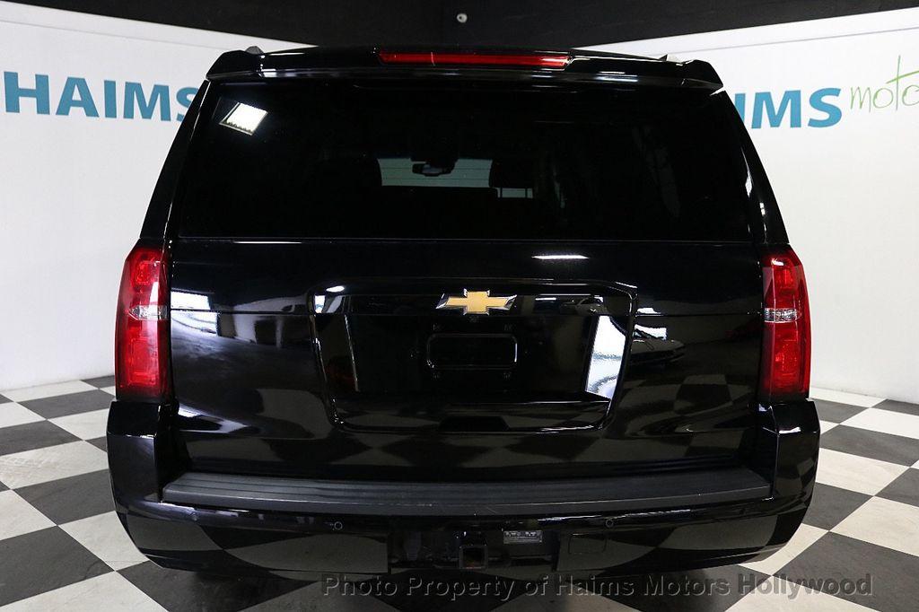 2017 Chevrolet Suburban 4WD 4dr 1500 LT - 18116855 - 5
