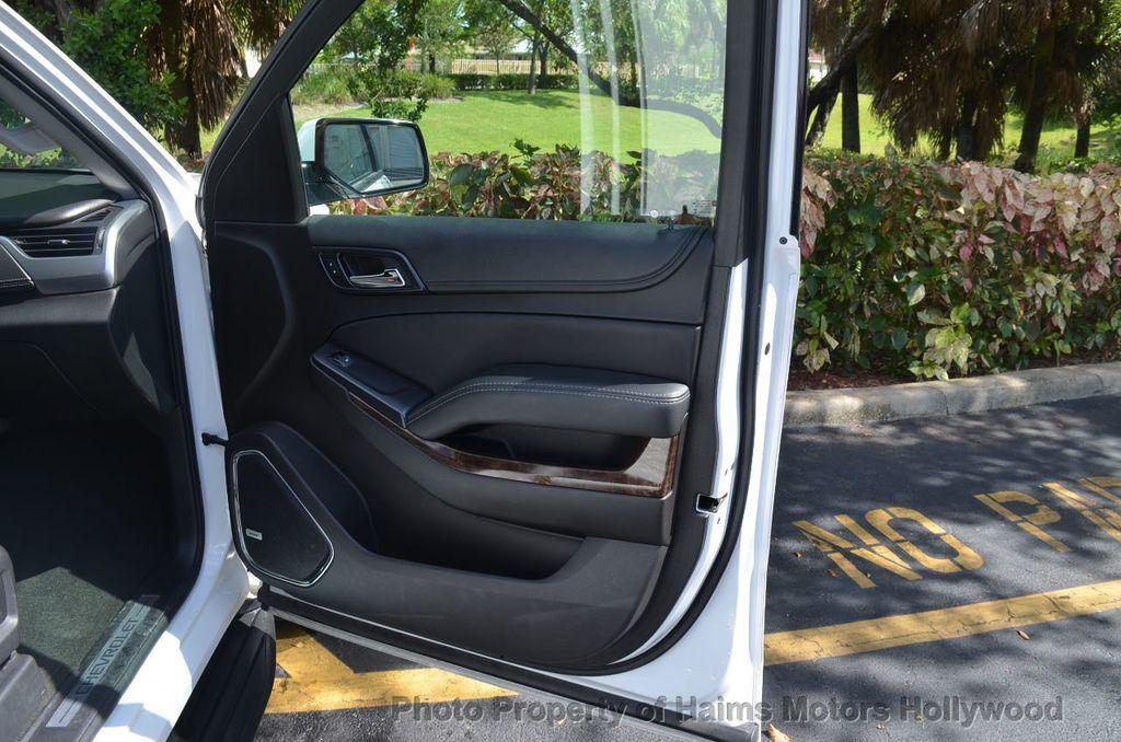 2017 Chevrolet Suburban 4WD 4dr 1500 LT - 18141769 - 16