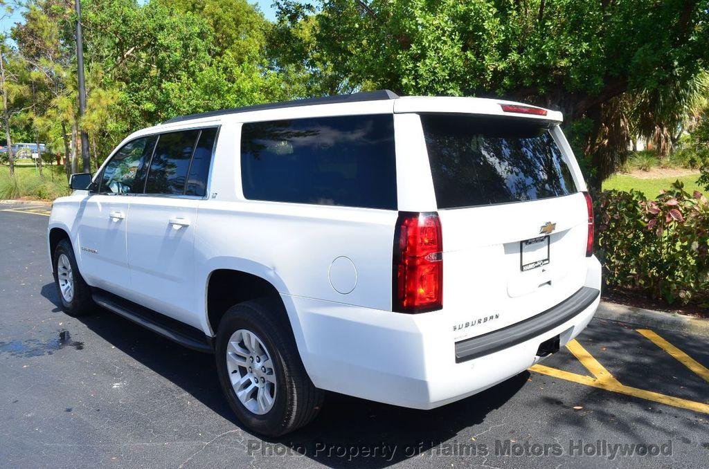 2017 Chevrolet Suburban 4WD 4dr 1500 LT - 18141769 - 6