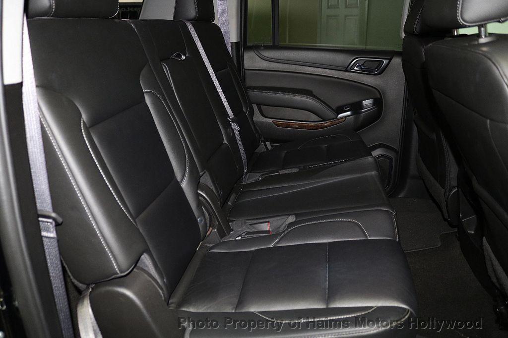 2017 Chevrolet Suburban 4WD 4dr 1500 LT - 18146670 - 17