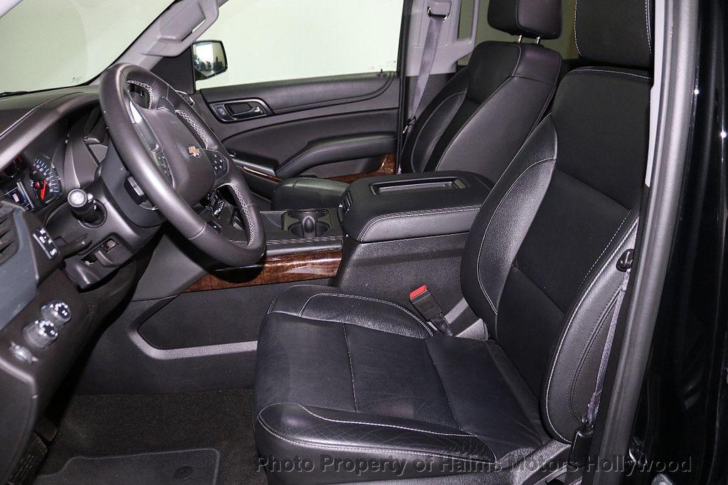 2017 Chevrolet Suburban 4WD 4dr 1500 LT - 18146670 - 20