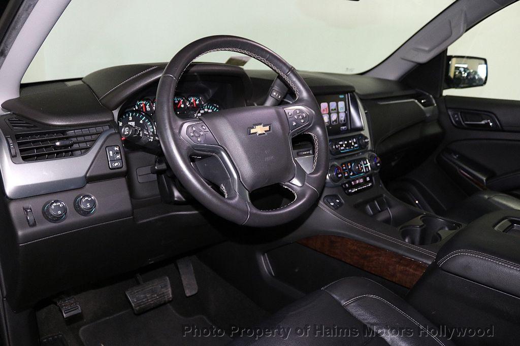 2017 Chevrolet Suburban 4WD 4dr 1500 LT - 18146670 - 21