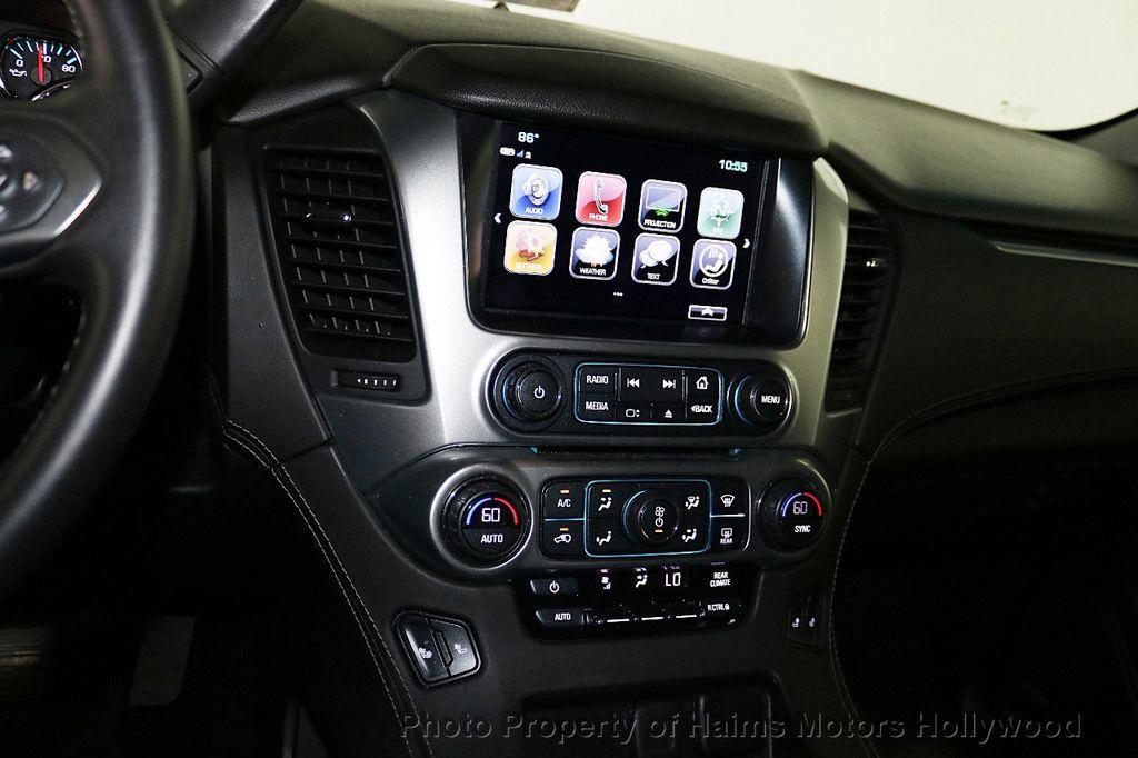 2017 Chevrolet Suburban 4WD 4dr 1500 LT - 18146670 - 22