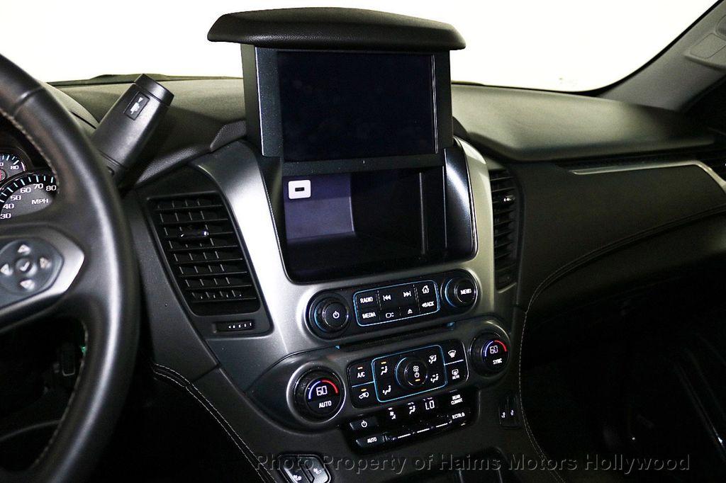 2017 Chevrolet Suburban 4WD 4dr 1500 LT - 18146670 - 23