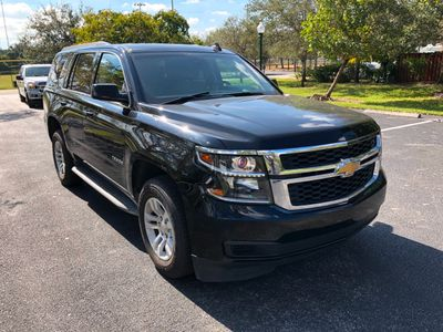 2017 Chevrolet Tahoe 2WD 4dr LT SUV