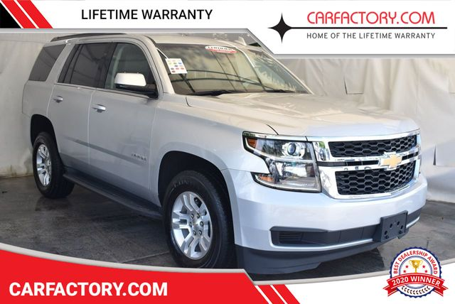 2017 Used Chevrolet Tahoe 4WD 4DR LT at Car Factory Outlet ...