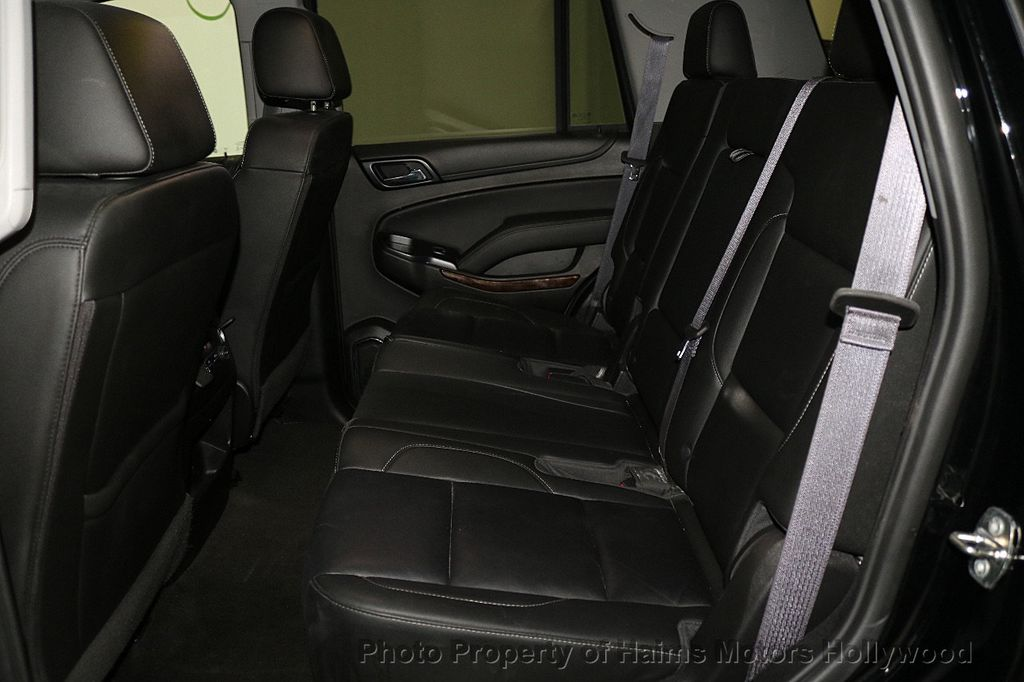 2017 Chevrolet Tahoe 4WD 4dr LT - 17567281 - 18