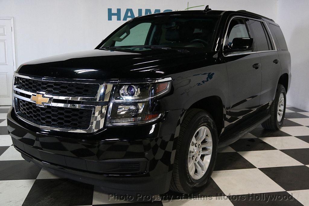 2017 Chevrolet Tahoe 4WD 4dr LT - 17567281 - 1