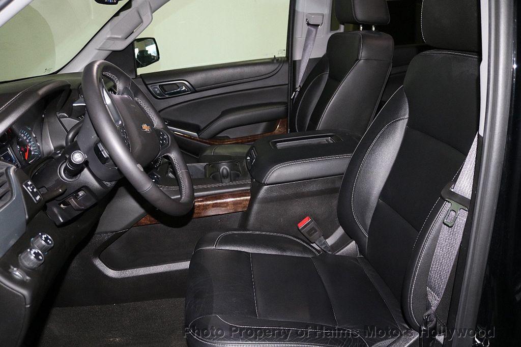 2017 Chevrolet Tahoe 4WD 4dr LT - 17567281 - 19