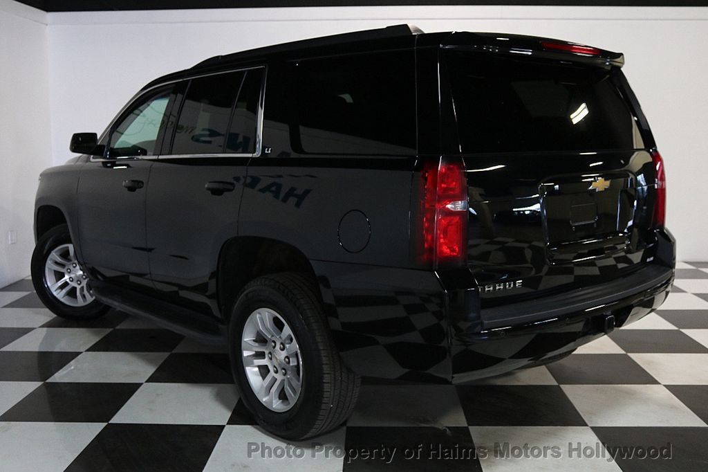2017 Chevrolet Tahoe 4WD 4dr LT - 17567281 - 4