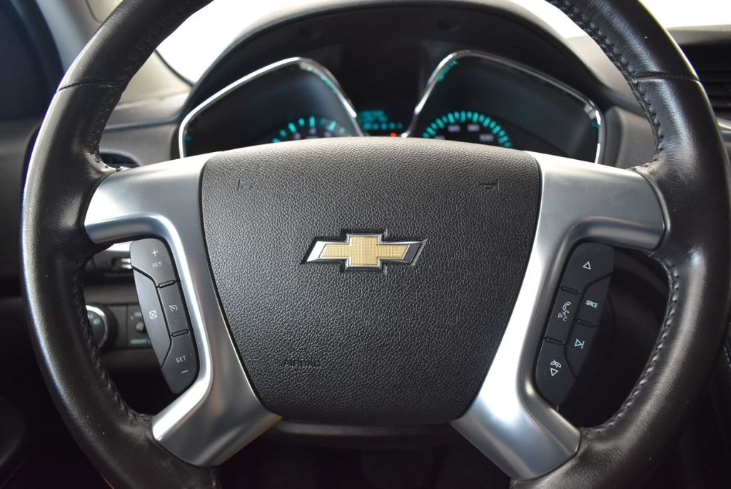 2017 Chevrolet Traverse AWD 4dr LT w/2LT - 18056332 - 18