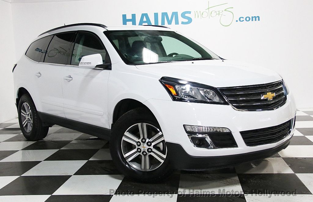 Miami Used Chevrolet >> 2017 Used Chevrolet Traverse FWD 4dr LT w/1LT at Haims Motors Serving Fort Lauderdale, Hollywood ...