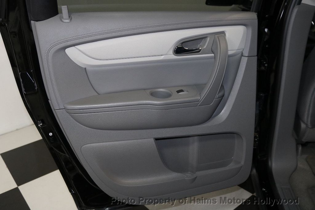 2017 Chevrolet Traverse FWD 4dr LT w/1LT - 17517361 - 10