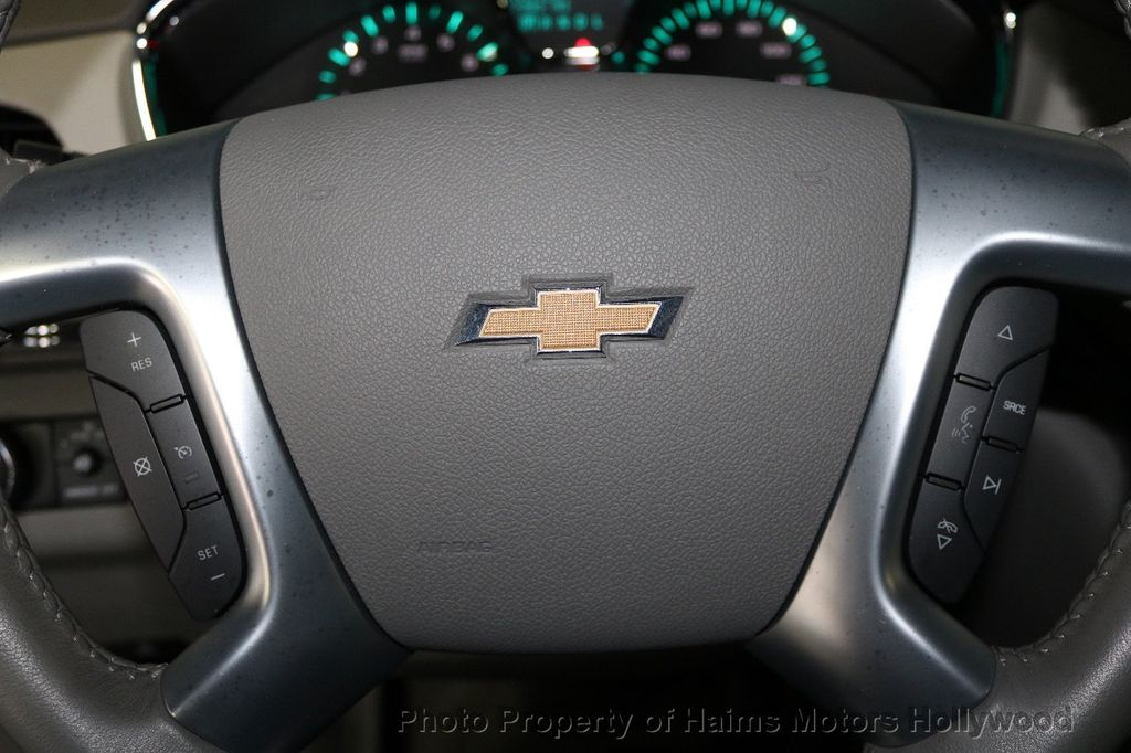 2017 Chevrolet Traverse FWD 4dr LT w/1LT - 17517361 - 26