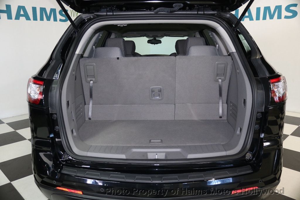 2017 Chevrolet Traverse FWD 4dr LT w/1LT - 17517361 - 8