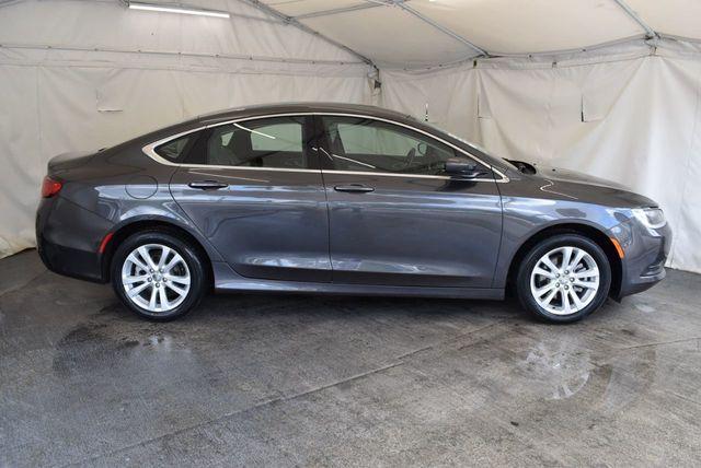 2017 Chrysler 200 200c Platinum Awd 18078915 2
