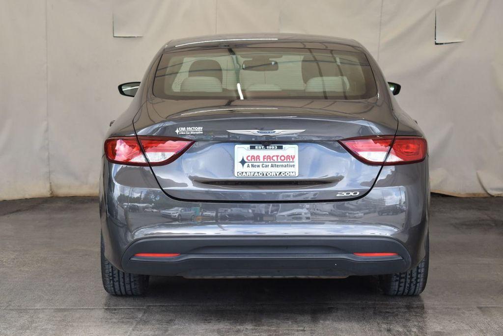 2017 Chrysler 200 200C Platinum AWD - 18078915 - 7
