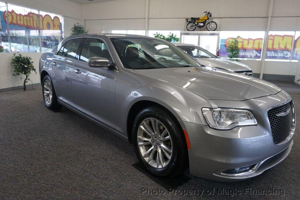 Used Chrysler 300 >> 2017 Used Chrysler 300 300c Rwd At Magic Financing Serving Denver Co Iid 18918152