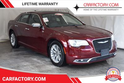 2017 Chrysler 300 300C RWD Sedan