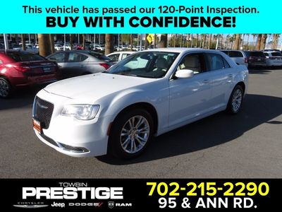 2017 Chrysler 300 - 2C3CCAAG1HH608191