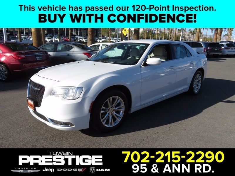 2017 Chrysler 300 Limited RWD - 17128981 - 0