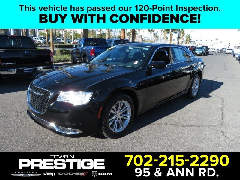 2017 Chrysler 300 Limited RWD - 17152750 - 0