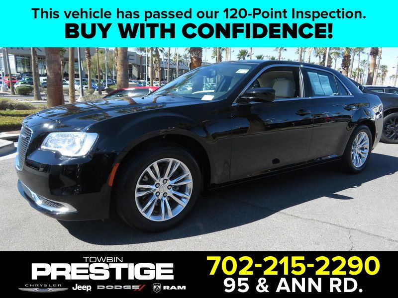 2017 Chrysler 300 Limited RWD - 17407058 - 0