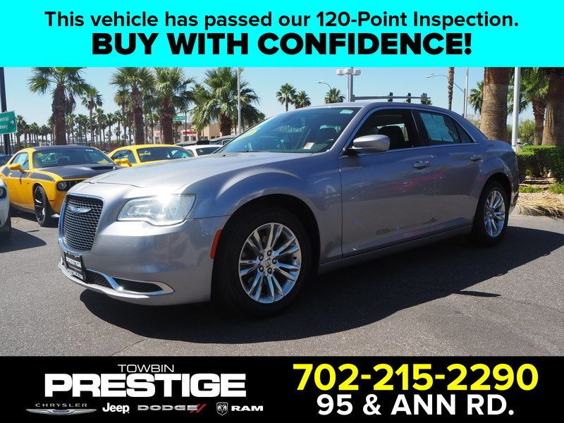 2017 Chrysler 300 Limited RWD - 17685164 - 0