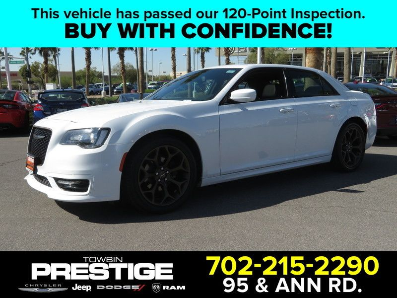 2017 Chrysler 300 S - 17582699 - 0