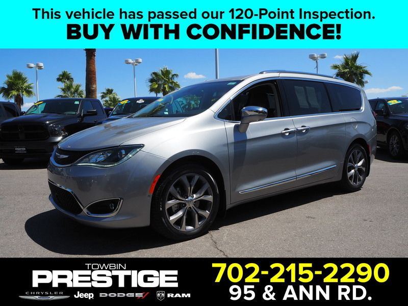 2017 Chrysler Pacifica Limited 4dr Wagon - 17677105 - 0