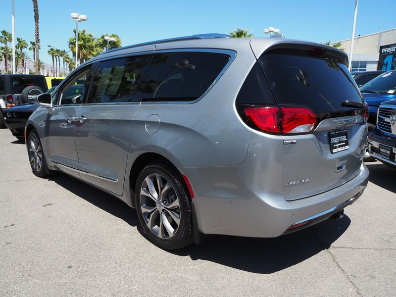 2017 Chrysler Pacifica Limited 4dr Wagon - 17677105 - 10